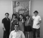 『世の中面白研究所』NHK-R1 イワイガワ修司さん&ジョニ男さんと ともに(2011.10.17放送分収録後)