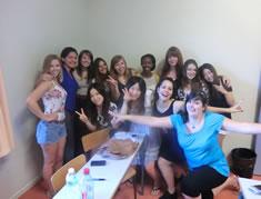 クラス写真