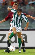 セビーリャのチームが育てたフォワード、ホアキン(現在はバレンシア)