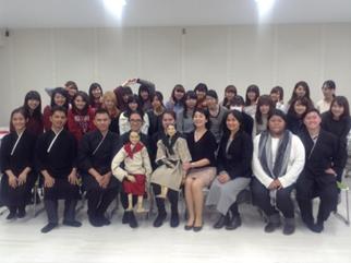 フィリピン大学ディリマン校とフェリスの学生による研究・交流活動